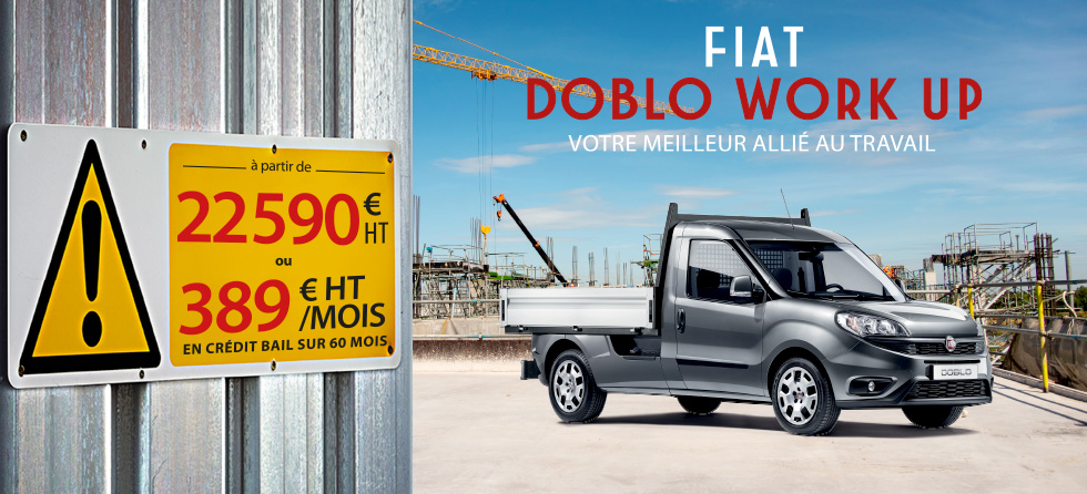 Fiat Doblo Workup