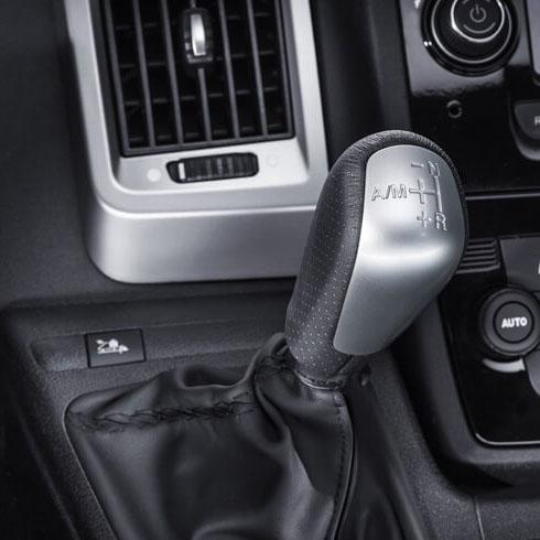 Boîte de vitesses Comfort-Matic