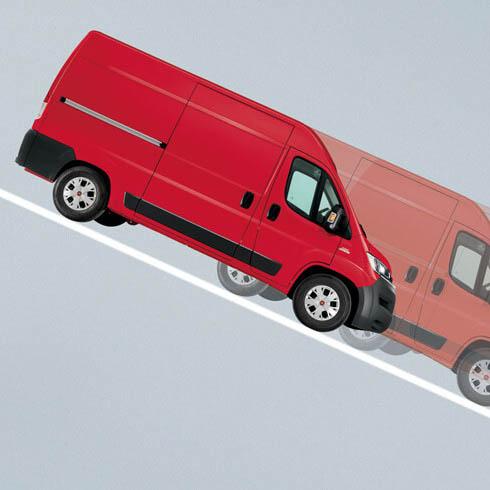 Système de contrôle de vitesse en descente (Hill Descent Control)