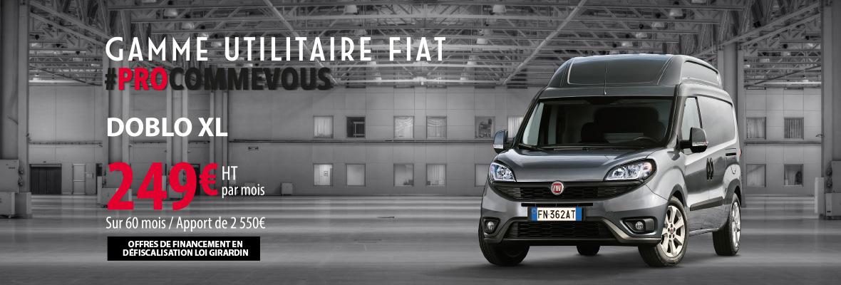 Fiat Doblo XL